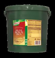 Knorr Bruine roux 10 kg