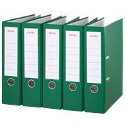 Sigma Ordner A4 PP 8 cm groen 5 stuks