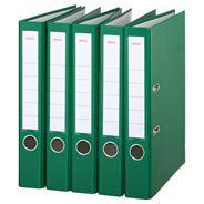Sigma Ordner A4 PP 5 cm groen 5 stuks