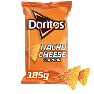 Doritos Nacho Cheese 20 x 185 gram