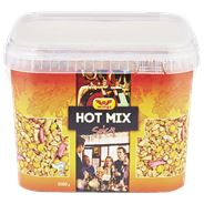 Wings hot mix