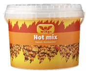 Wings Hot mix 2,5 kg