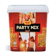 Wings Party Mix Hot 2500 g