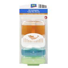 Aro Toiletblok mix 3 x 50 ml