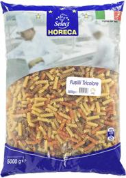 Horeca Select Fusilli tricolore 5 kg