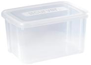 Curver Handybox met deksel 50 liter transparant