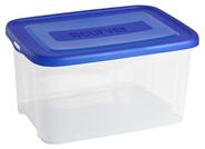Curver Handybox met deksel 50 liter blauw