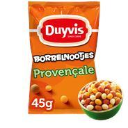 Duyvis Borrelnootjes Provencale 20 x 45 gram