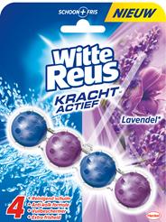 Witte Reus Kracht-actief Lavendel toiletblok