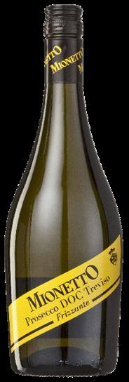 Mionetto Prosecco Frizzante 6 x 750 ml
