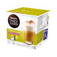 Nescafé Dolce Gusto Cappuccino Light Koffie Capsules 3 x 16 Stuks