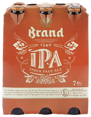 Brand India Pale Ale fles 4 x 6 x 300 ml