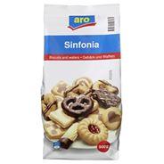 Aro Sinfona biscuits & wafels 500 gram