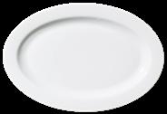H-Line Fine Dining Ovaal bord 30 cm