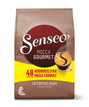 Douwe Egberts Senseo Mocca gourmet 10 x 48 pads