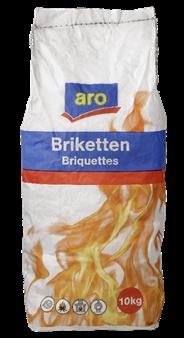 Aro Briketten 10 kg