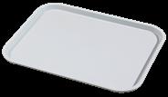 H-Line Dienblad PP rechthoekig 36x46 cm grijs