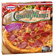 Dr. Oetker Casa di Mama pizza speciale 415 gram