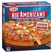 Dr. Oetker  Pizza Big Americans Supreme 455g