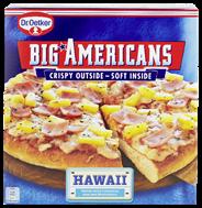 Dr. Oetker Big Americans Hawaii 455 gram