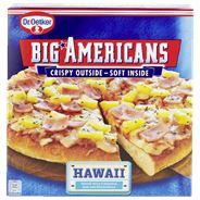 Dr. Oetker  Pizza Big Americans Hawaii 460gr