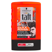 Taft Maxx hold power gel 300 ml