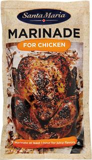 Santa Maria BBQ marinade for chicken 75 gram