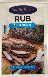 Santa Maria BBQ rub allround 22 gram