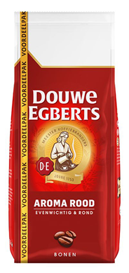 Douwe Egberts Aroma rood bonen 900 gram