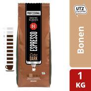 Douwe Egberts Espresso Koffiebonen Extra Dark Utz 1000g