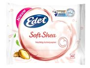 Edet Vochtig toiletpapier Soft shea 42 vellen