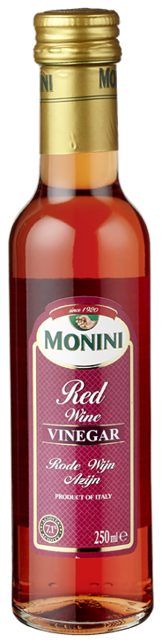 Monini Rode wijn azijn 250 ml
