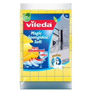 Vileda Magic spongidou soft 3 stuks