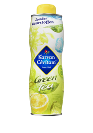 Karvan Cévitam Green tea 6 x 750 ml