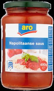 Aro Napoletana saus 490 gram CM