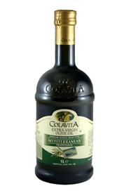 Colavita Extra virgin olive oil mediterranean 1 liter