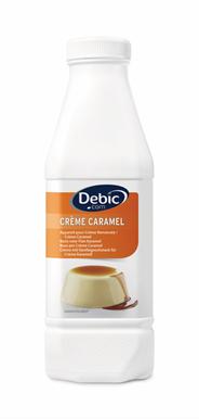 Debic Crème caramel 1 liter