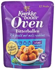 Kwekkeboom Oven Bitterballen 12 x 25 gram