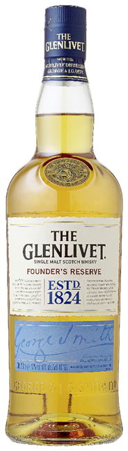 The Glenlivet Founder's reserve 700 ml