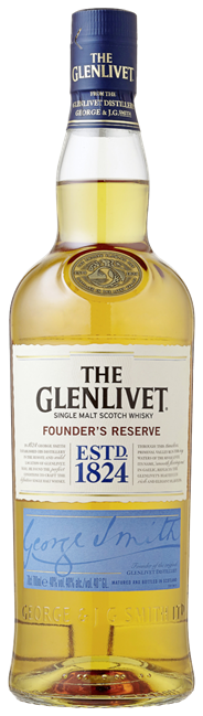 The Glenlivet 15 year old 6 x 700 ml