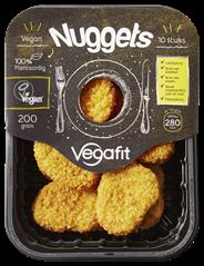 Vegafit Vegane nuggets 200 gram