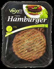 Vegafit Vegane hamburger 150 gram