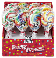 Sweetz Psychy popzzz 24 stuks