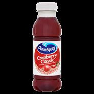 Ocean Spray Cranberry classic sapdrink PET 8 x 330 ml