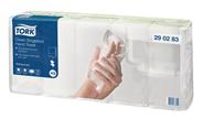 Tork Singlefold ZZ handdoekjes groen H3 2-laags 5 x 200 stuks