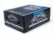 Eat Natural Cashew & blueberry met een yoghurtlaagje 12 x 45 gram