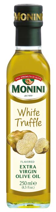 Monini Extra vierge Olijfolie witte truffel 250 ml