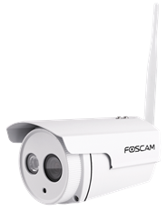 Foscam FI9803P-B IP Camera outdoor