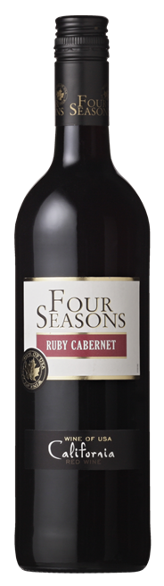 Four Seasons Ruby Cabernet 6 x 750 ml