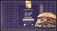 Black angus hamburger diepvries 6 x 200 gram